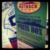 Outback Bowl Press Pass