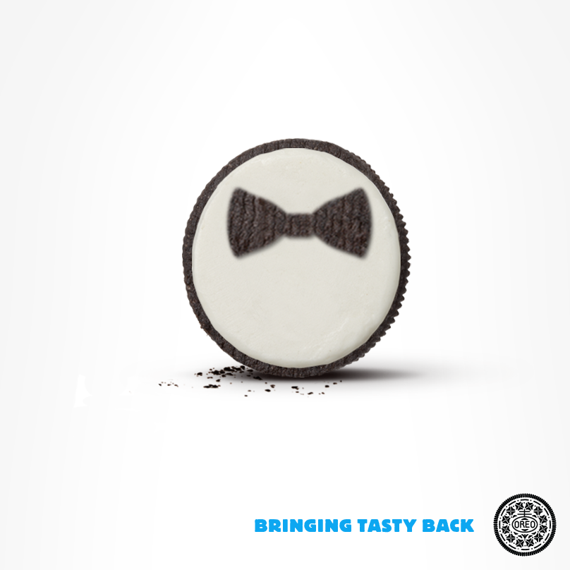 Justin Timberlake Oreo